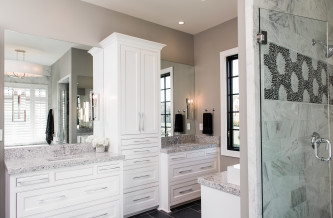 luxury homes kansas city bathroom