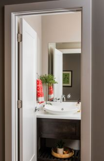 Hadley Custom Home Bathroom