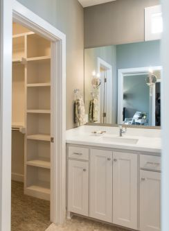 Hadley Custom Home Master Bath