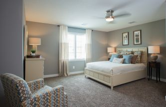 Hadley custom home bedroom 3