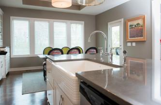 custom builder kitchen