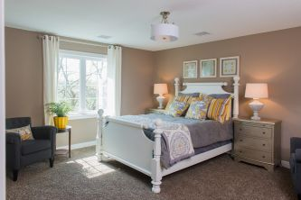 hadley custom home bedroom 2