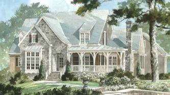 Laura Claire home plan